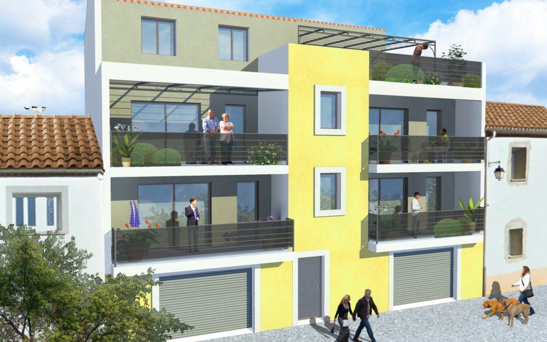 Appartements vérarguois